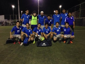 Complejo Soccer Pro futbolito 2014