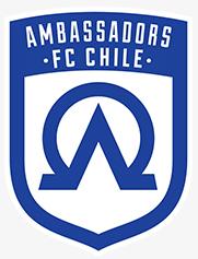 Ambassadors Football Chile practica en La Iglesia de Cristo Oriente situado  en Hugo Bravo con Longitudinal en Maipú. 388f40f39f821
